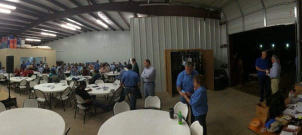 Oilfield Christian Fellowship of the Permian Basin September Meeting